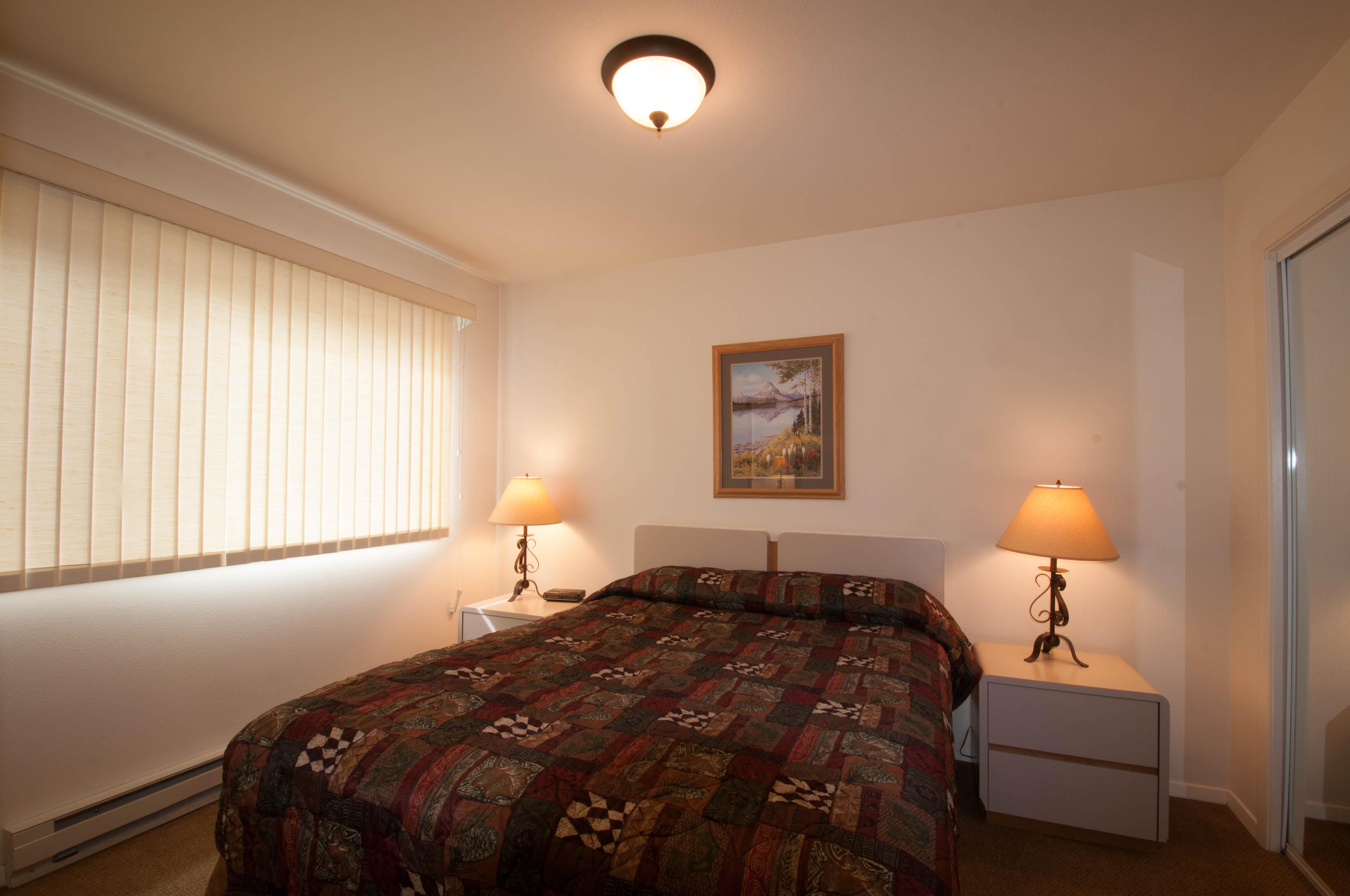 Condo Two Bedroom Loft Guest Bedroom