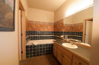 Condo Two Bedroom Master Bath Main Unit