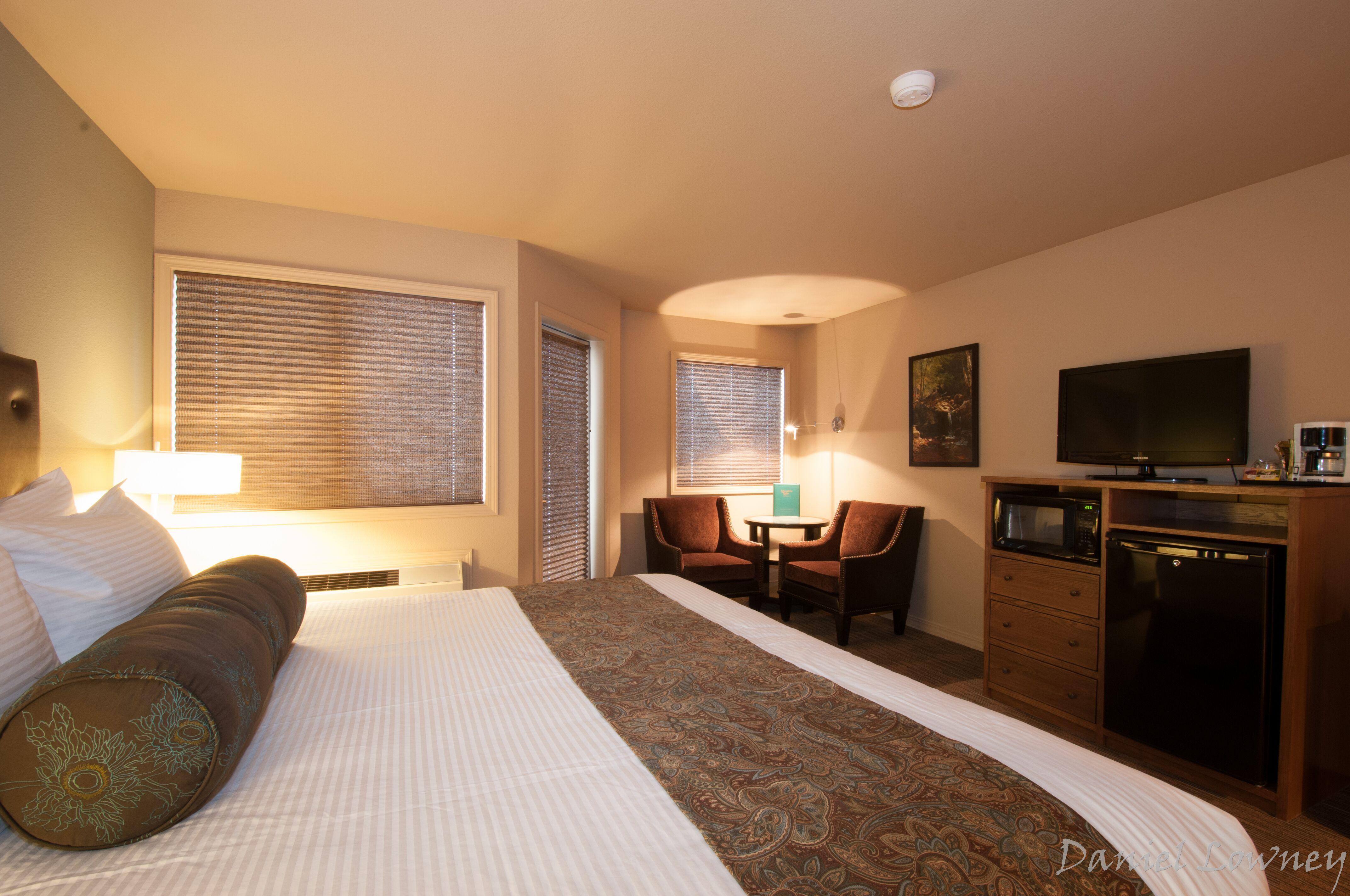 Inn Spa Room