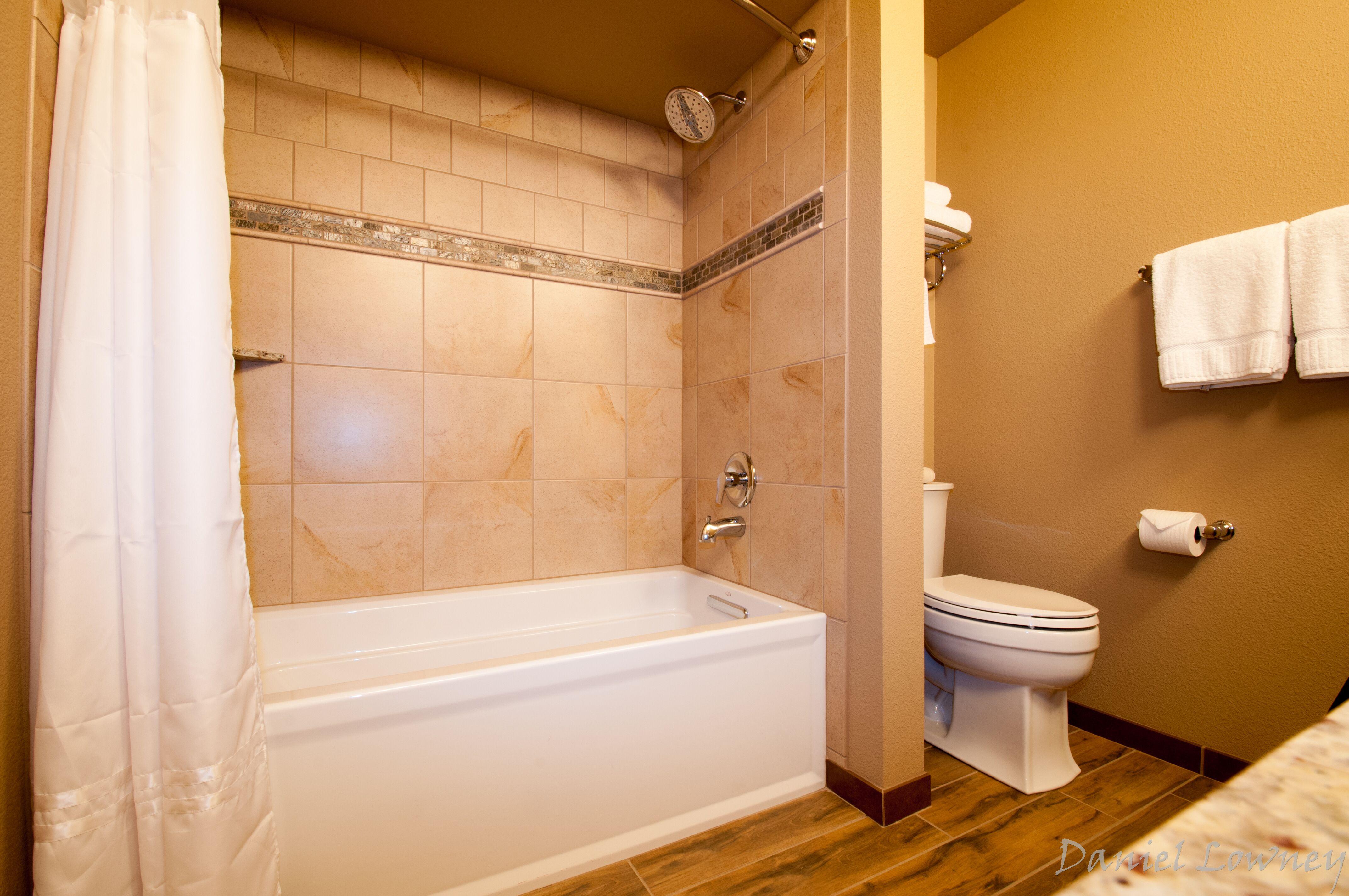 Inn Bathroom